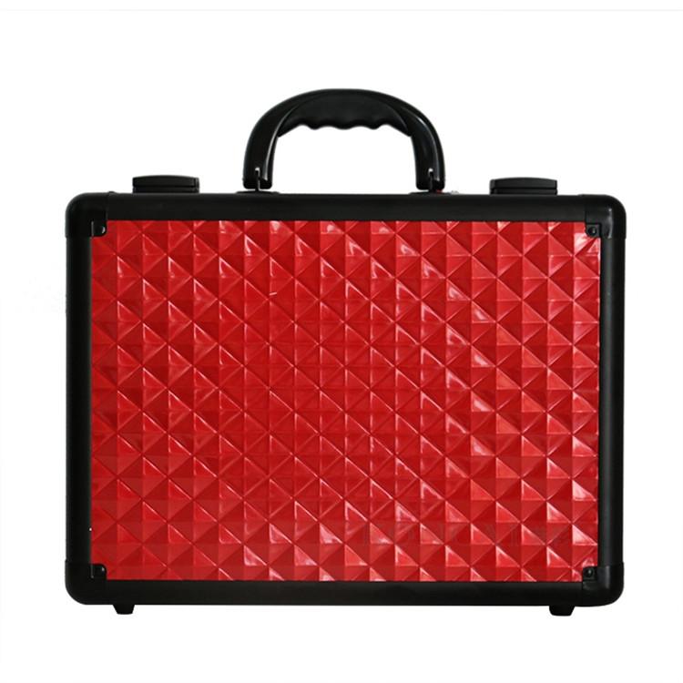 Fashion Pu Handbag Transparent Travel Bag Transparent Travel Bag 9