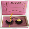 Fur strips 3d mink lashes private label wholesale mink eyelash