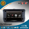 Wholesale new platform headrest mount car dvd for vw golf 6 dvd gps navigation system