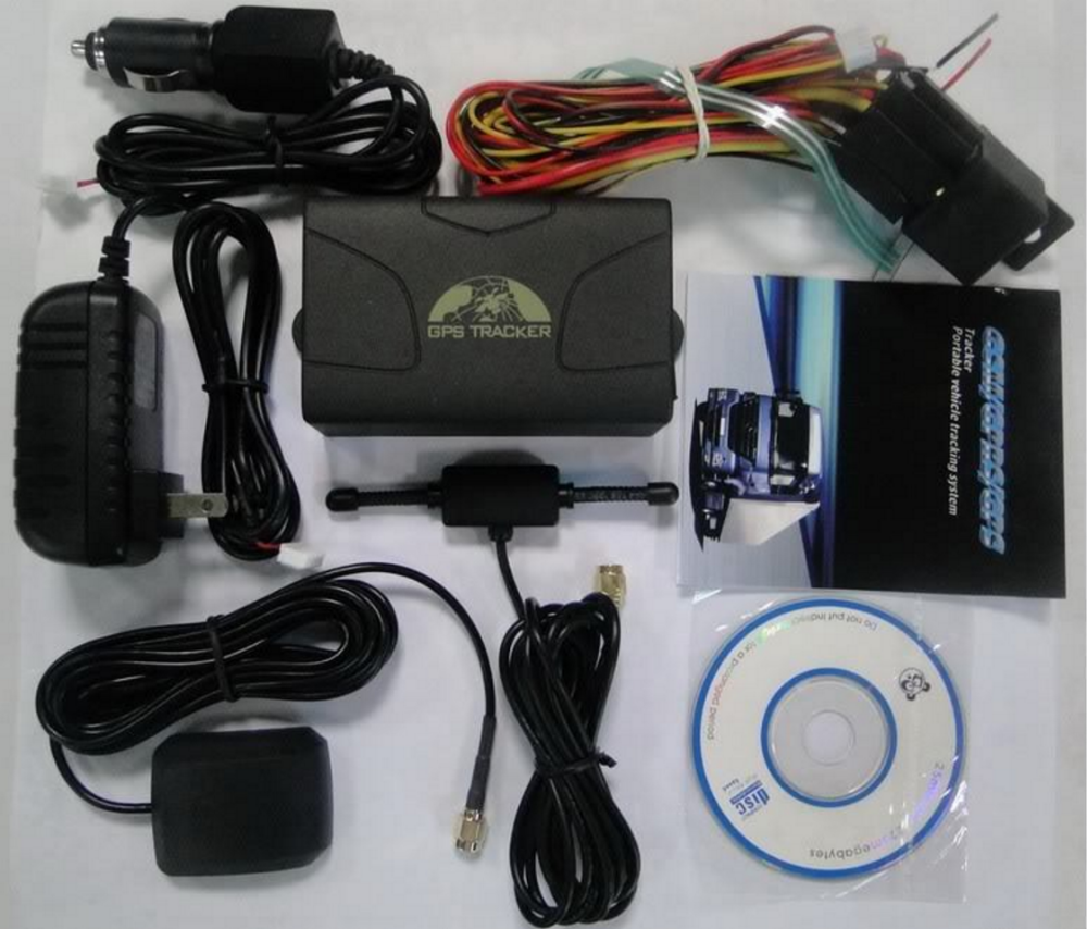 New arrival gps tracker real-time tracking and voice monitoring gps navigator for car