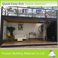 Contemporary Fast Build Very Small House Plans