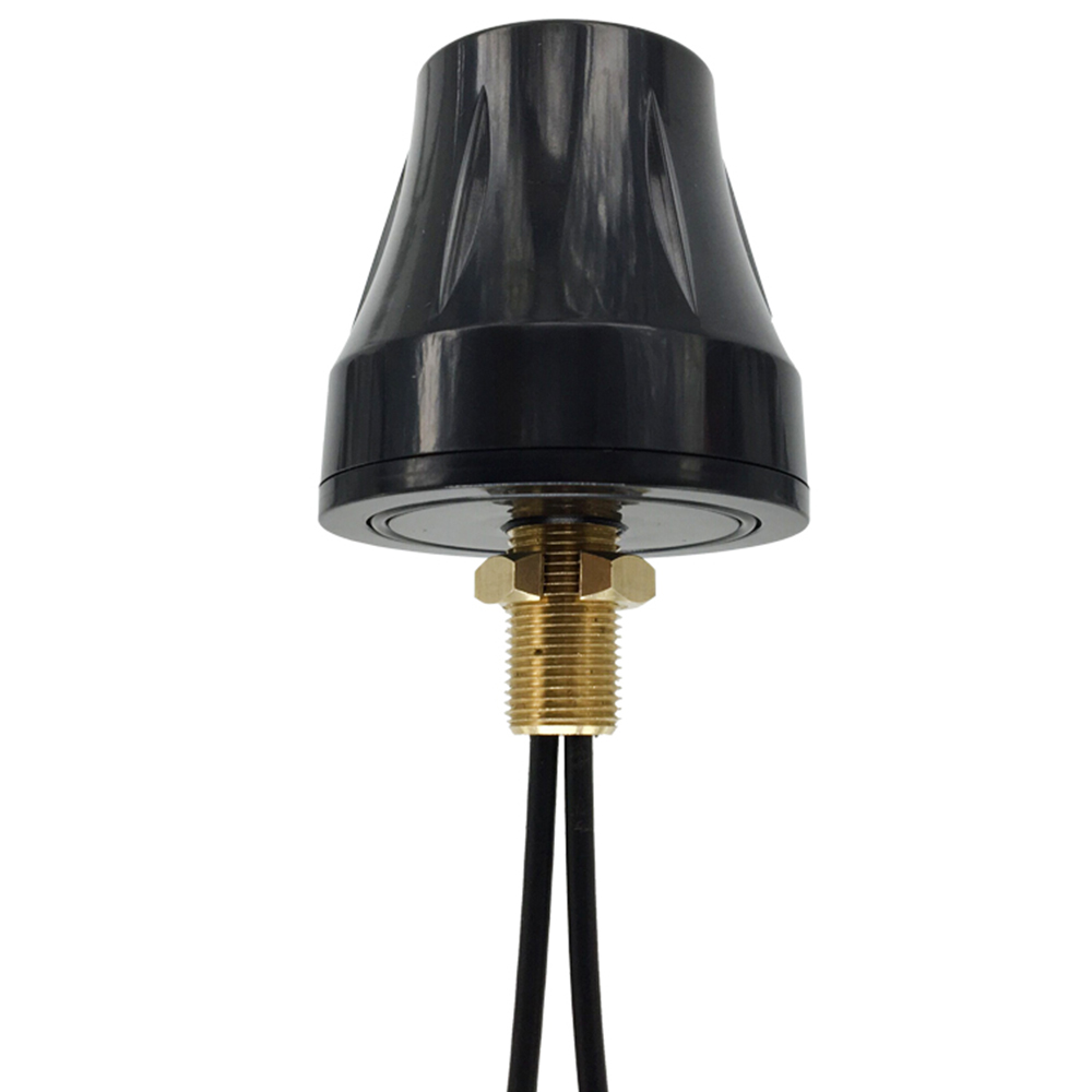 Active GPS 4G LTE Mushroom Combo Puck <strong>Antenna</strong> with Screw Mounting