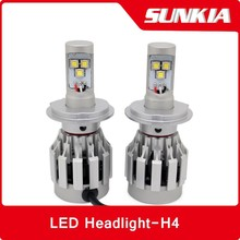 High quality New H4 LED headlight available in stock