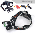 5000LM LED fishing Lights CREE XML T6 4 Modes Rechargeable Lamp Spotlight For Hunting Charger US