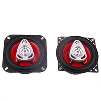 New Hot Selling 3 Way4 Inch Component Car Speaker for High Sound Quality