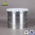 cone shape 13 liter round metal plain tin pail with lug lid