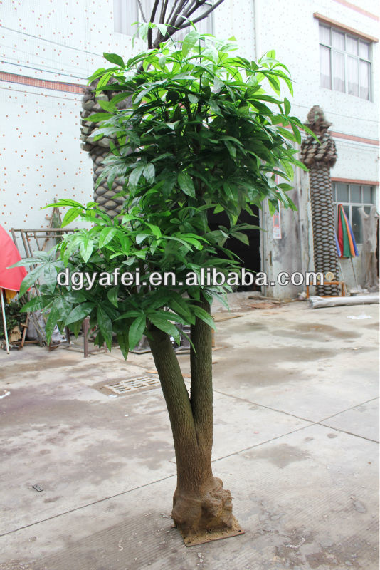 Artificial Large Money Tree Plant Buy Artificial Money Tree Plant