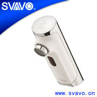 Luxury Plastic Automatic Faucet, Hot & Cold Water Sensor Mixer, Chrome Finish Sensor Tap V-AF5011