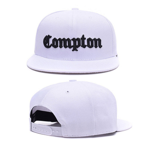 online sale Fashion white flat brim hats caps