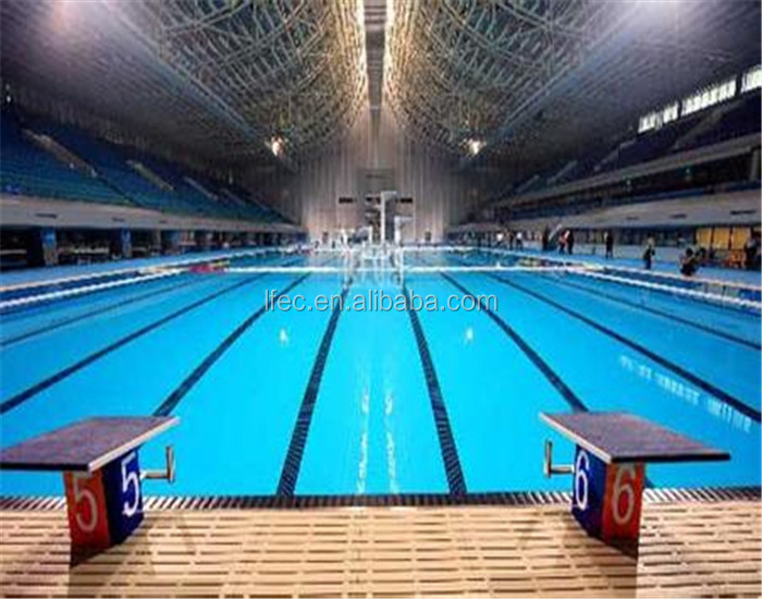 Professional Design Quick Install Steel Structure Swimming Pool Covers