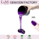 Professional UV/LED lacquer Nail Polish Colorful Gel Nail Supplies in gallon