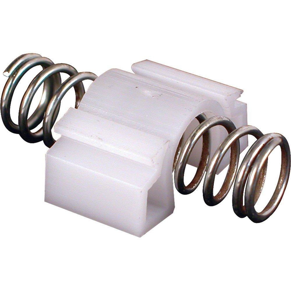 Prime-Line Products N 6540 Bi-Fold 2-Door Snugger, Top Mount, Self Adjusting,(Pack of 2)