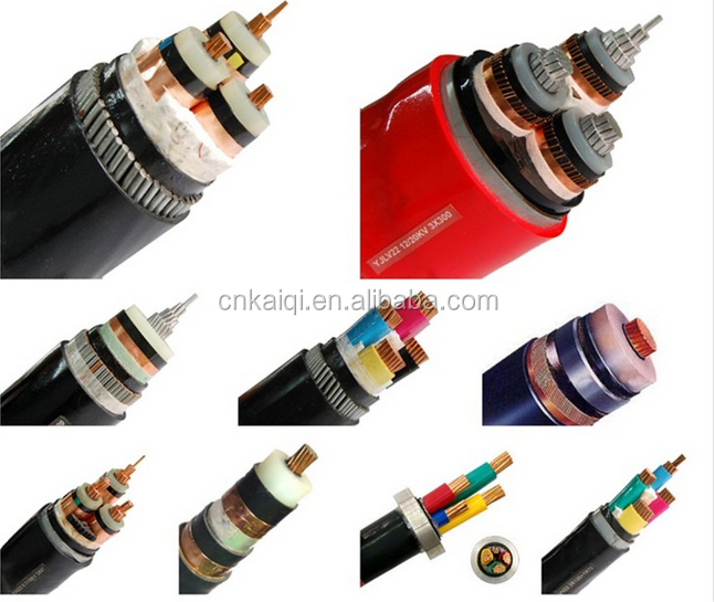 Copper Or Aluminum Cable,Types Of Electrical Underground Cables ...