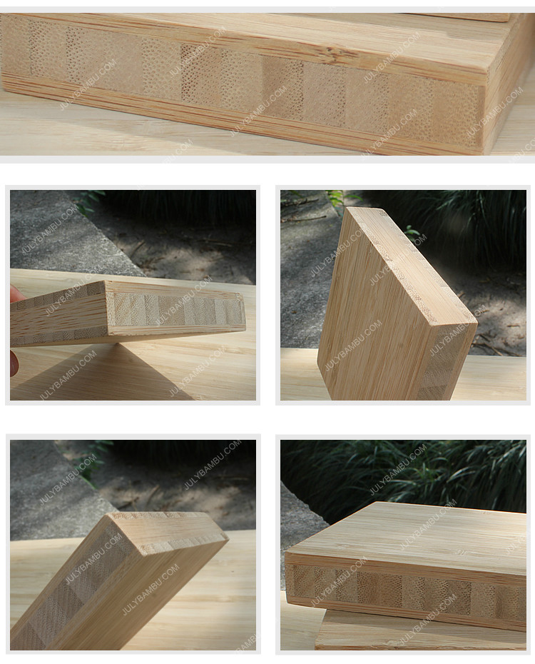 detail-20mm-3 layer bamboo plywood