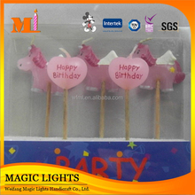 Birthday Party Decoration Animal Shaped Candles