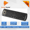 Multimedia Android Control six Axis G270 wireless keyboard for smart tv -- air mouse g270