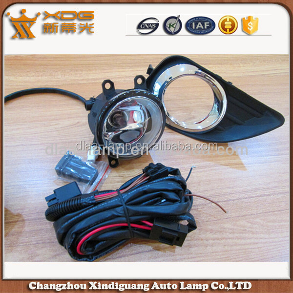 2016 New Fog Lamp for Camry 2010-2011 Type Fog Lamp Quality as Depo