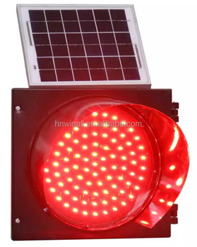 Led Solar Cell Road Traffic Safety Warn