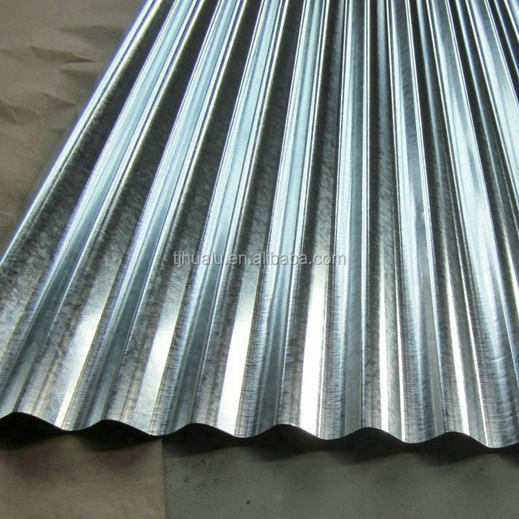 Bottom Price Useful Galvanized Corrugated Roofing Tiles