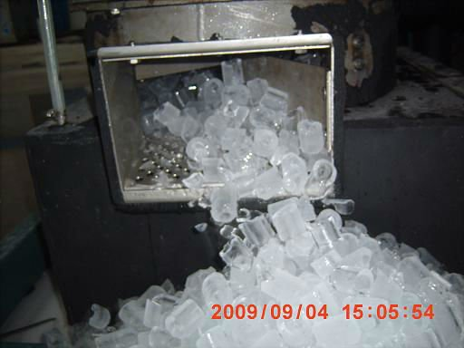 Energy Saving Ice Tube Making Machies
