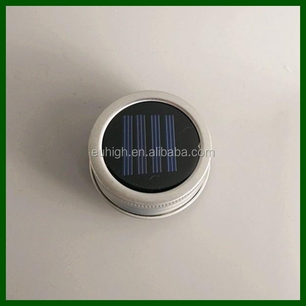 70mm solar einmachglas deckel einsatz led einmachglas sonnenlicht f r glas maurer gl ser und. Black Bedroom Furniture Sets. Home Design Ideas
