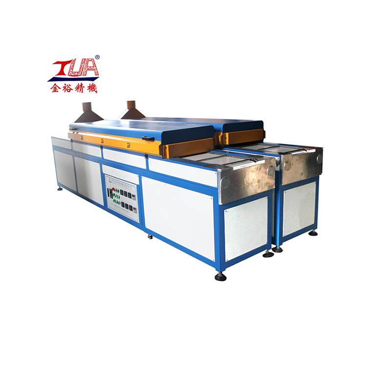 JinYu Stainless steel built-in infrared heaters pvc oven