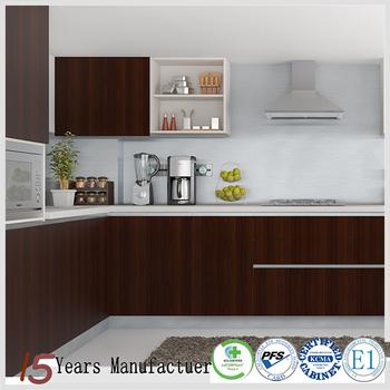 Harga Pintu Kabinet Dapur Kayu Jati Solid Menunjukkan