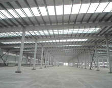 Prefabricated Workshop And Warehouses Building Steel Structure In Dubai