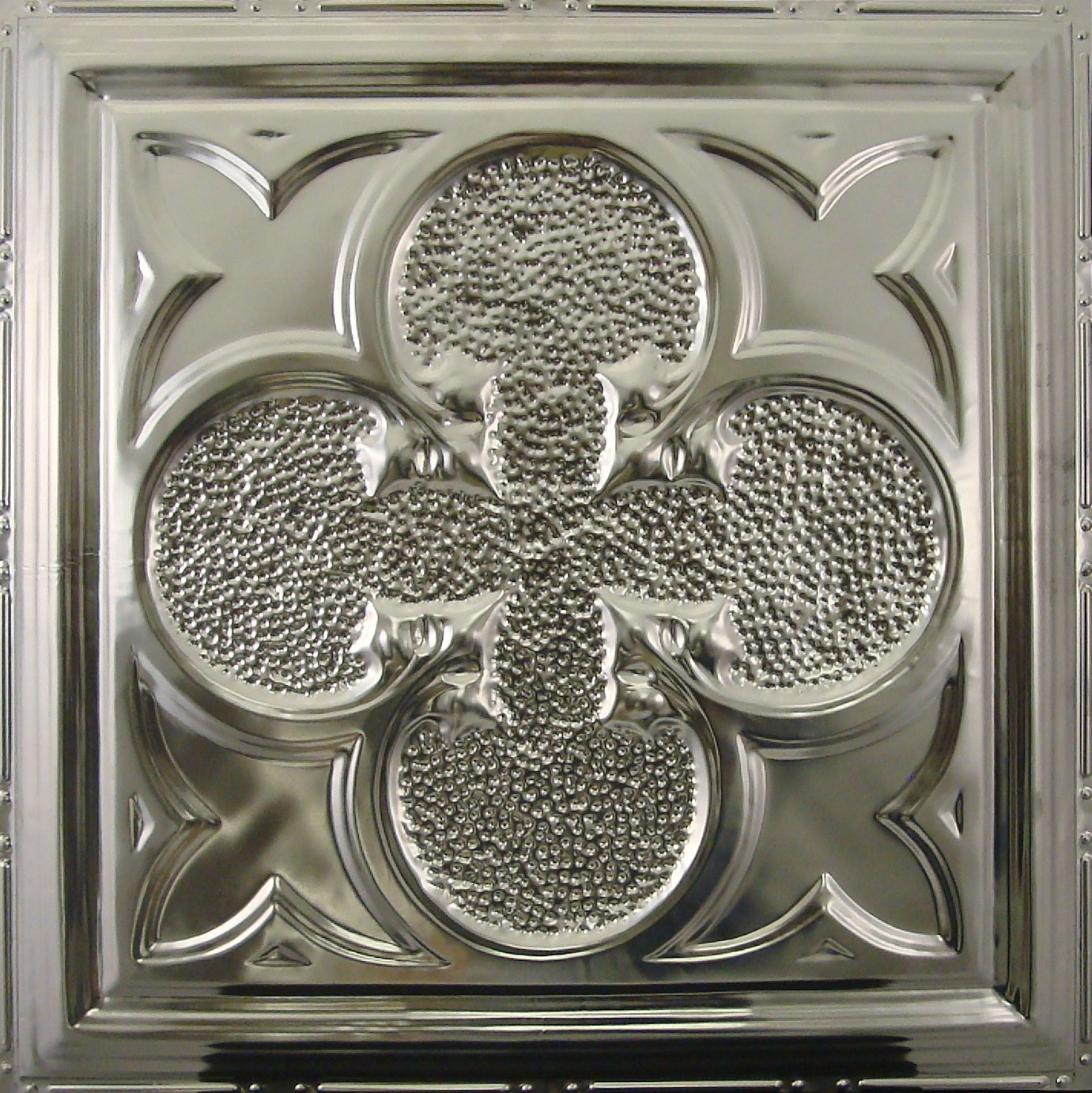 pvc oscommerce silver antique ceiling best tiles majesty product tile info patina seller