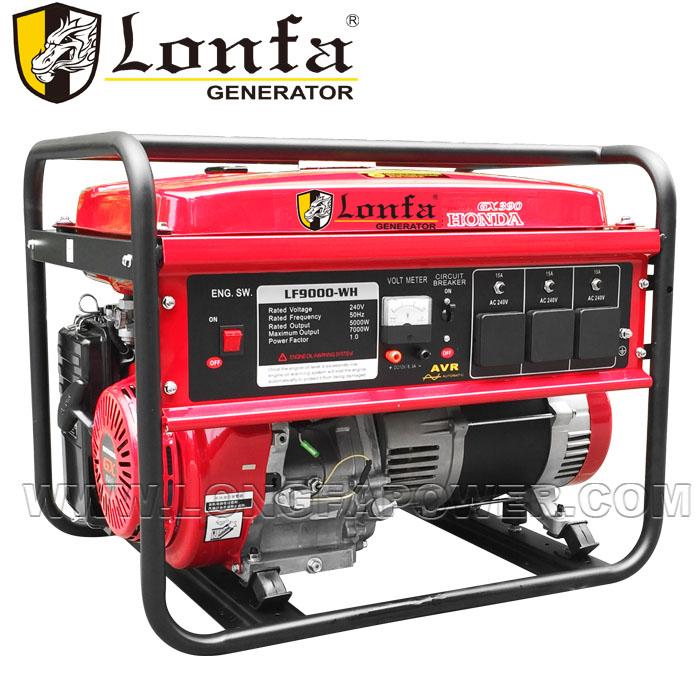 Generatore 168F//170F 4 fili interruttore di accensione
