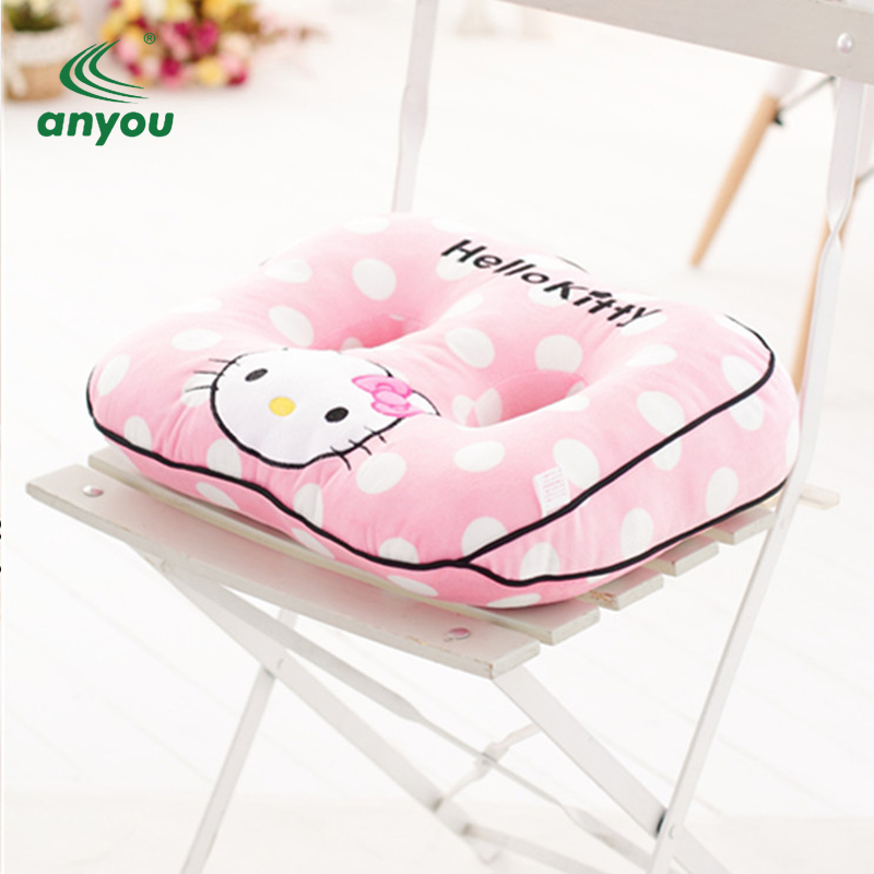 Alibabab china supplier mesh wheel chair seat cushion memory foam cushion hot sale coccyx seat cushion