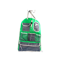 multifunction pockets cheap polyester hanging car back seat organizer