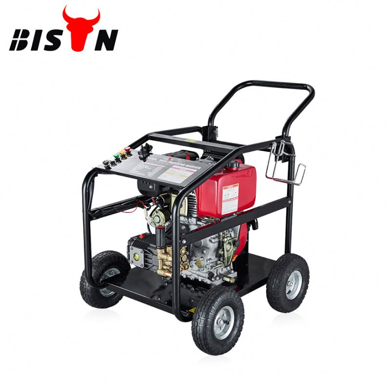 Bison industrial high pressure cleaners power washer manufacturers