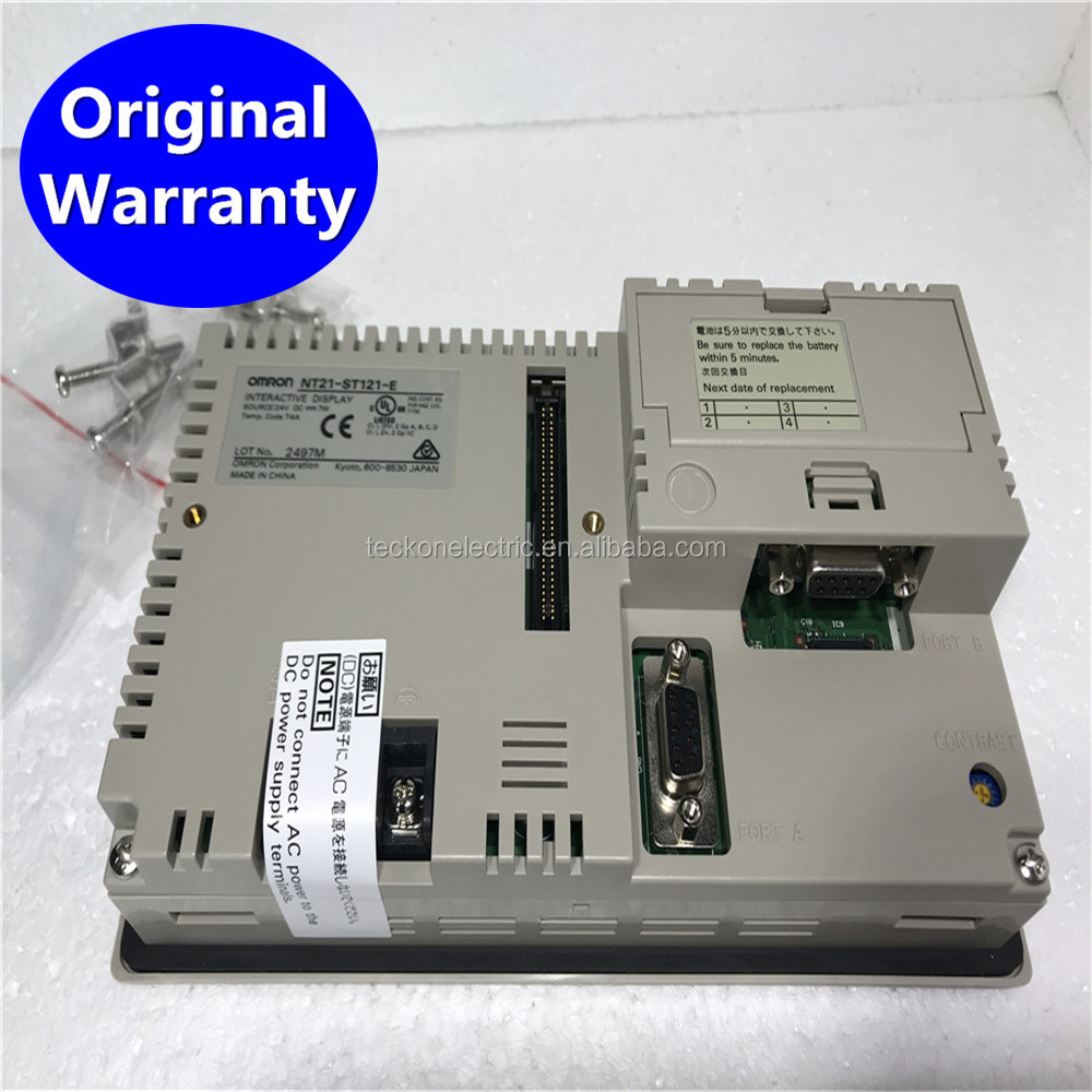 ST153B-V3 Industrial Equipmen LTA104A261F Original LCD Display for omron NT631C