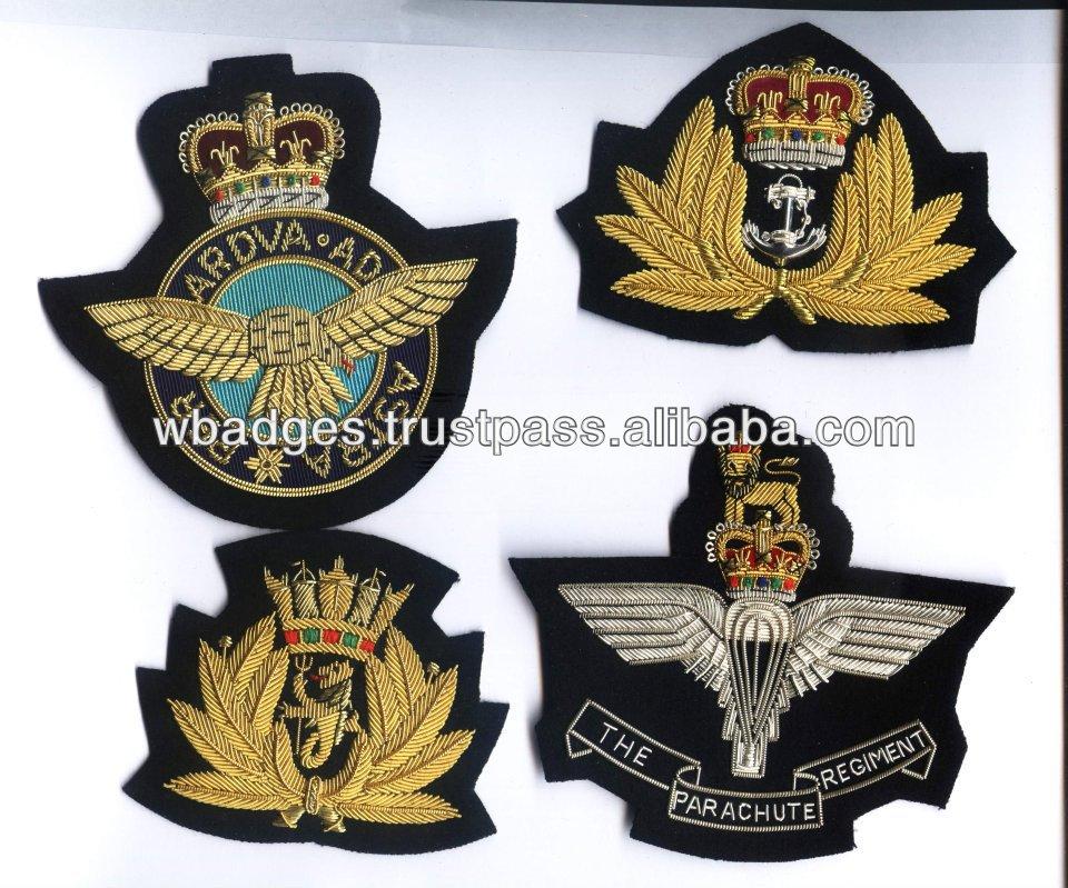 Royal Navyroyal Marinesbritish Armyair Force Patches And Badges