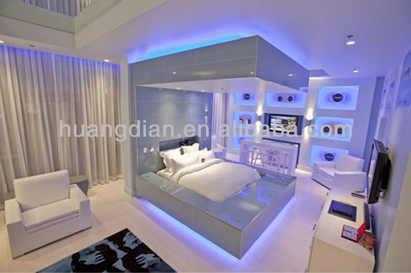 Muebles de dormitorio moderno dise o conjunto modern set - Muebles de dormitorio antiguos ...