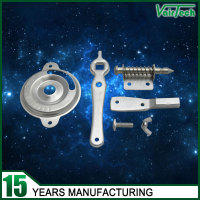 HVAC system hardware panel clips high end door access panel hardware