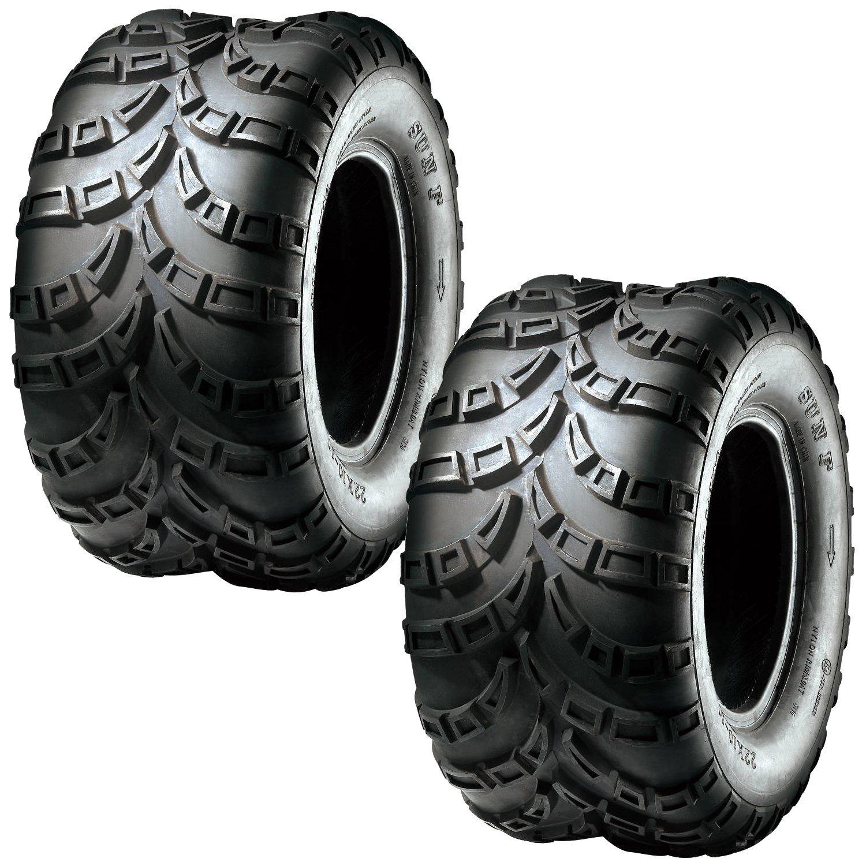SunF ATV UTV Quad Tires 23x7-10 23x7x10 4 PR A028 (Set pair of 2)