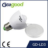 Wholesale Outdoor E27 5w 7w 9w Infrared Motion Sensor Led Night Light Bulb