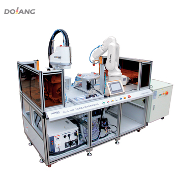 Dolang Educational robot kit National skill competition robot arm kit  engineering Lab Robot arm training equipment, View engineering lab robot  arm