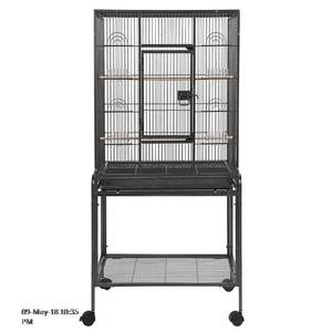 Wholesale Iron Wire Large Metal Parrot Bird Cage