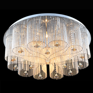 led crystal pendant lamp house lighting modern crystal chandelier