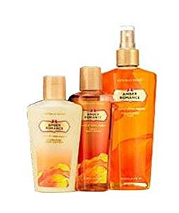 fbf2ce56f3b Get Quotations · Victoria s Secret Amber Romance Fragrance Mist 8.4 oz