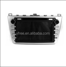 for mazda 6 dvd gps bose car audio with usb port android player auto radio central multimedia 2 double din stereo touch screen