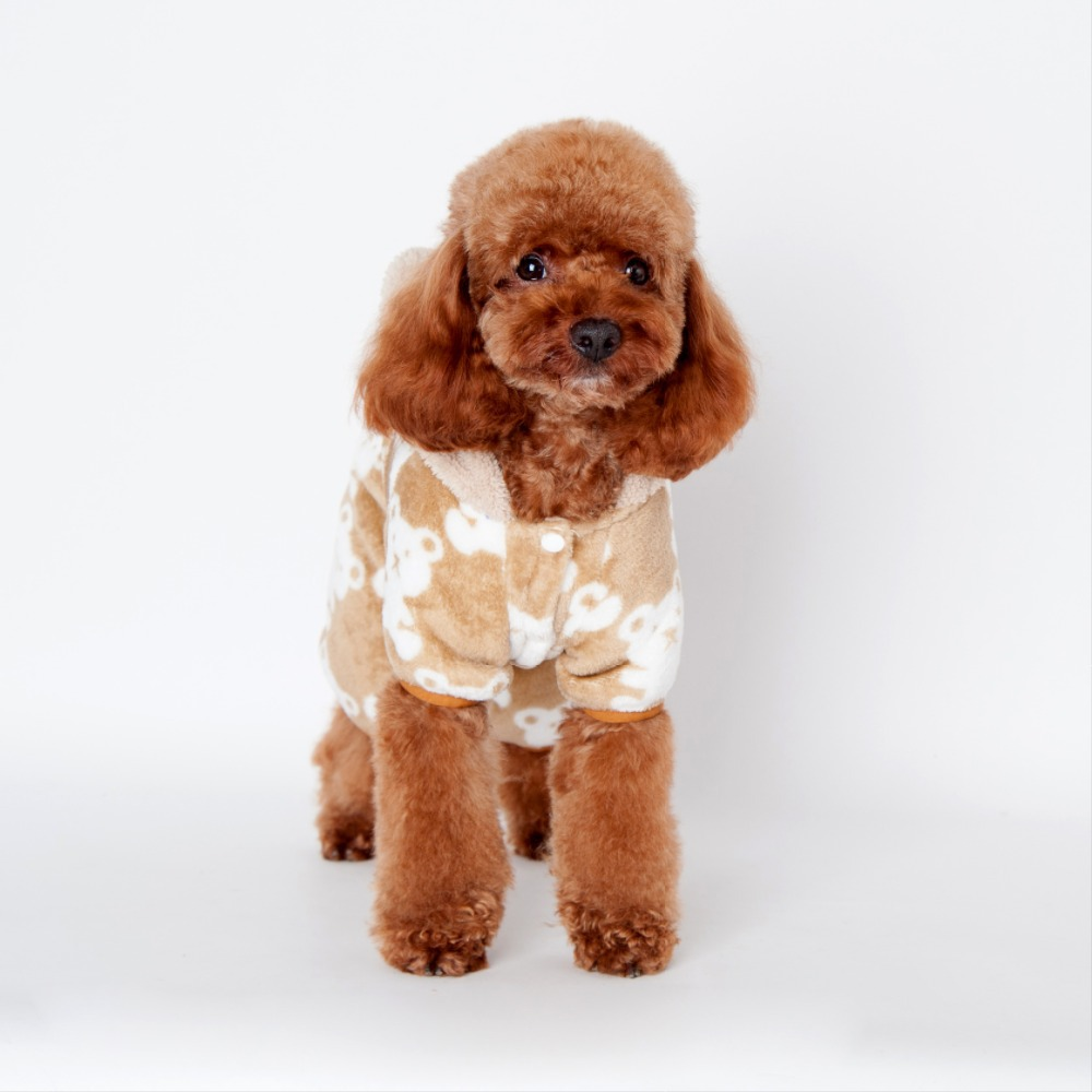 Dog Pajama Pattern Cool Design