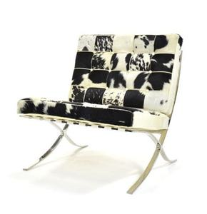 barcelona chair in cowhide barcelona chair in cowhide suppliers and