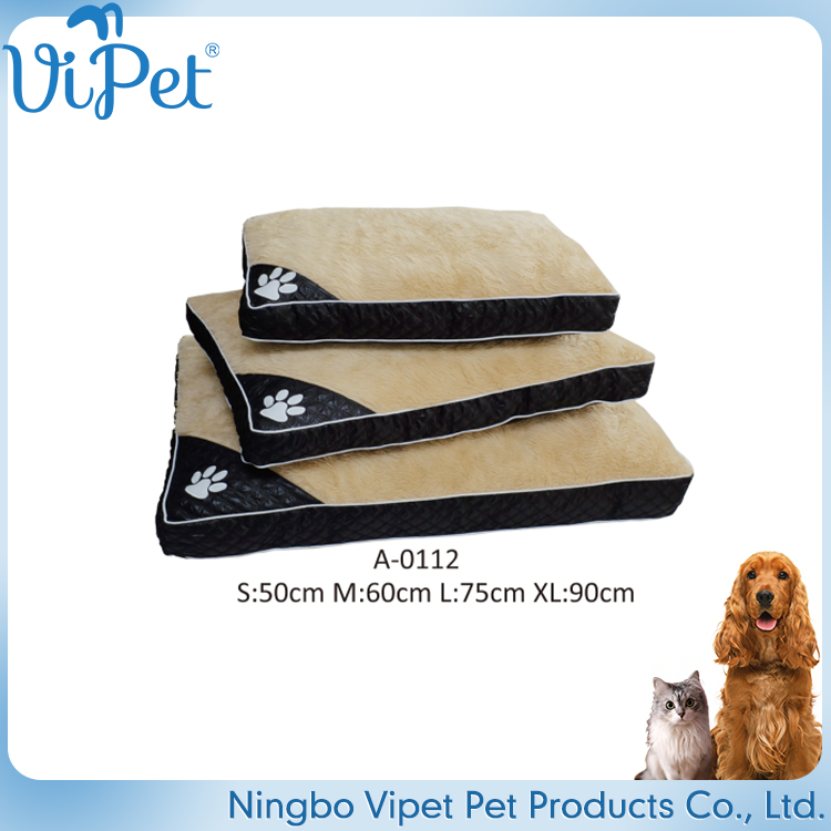 hot selling good quality dog bed removable cover