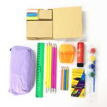 China School Stationery Set Wholesale Stationery Item Office Stationery Product
