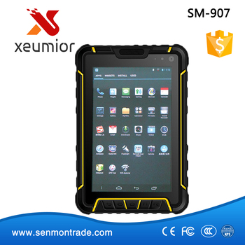 Sm 907 7 Rugged Pda Ip67 Android Bluetooth Rfid Reader With Uhf