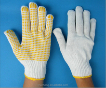 China Coloured Cotton Gloves, China Coloured Cotton Gloves